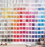 Simply Pure Handgemaakte Simply Pure signature bank PURE in 360 kleuren ( met losse wasbare hoes)