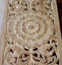 Geschnitzte Wandpaneele LOTO LUNGO