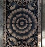 Geschnitzte Wandpaneele Design LOTO LUNGO | Verschiedene Abmessungen und Farben
