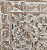 simply pure Houtsnijwerk wandpaneel Design LOTO Kleur: between white, verschillende afmetingen