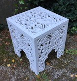 simply pure Wooden side table ORIENTE