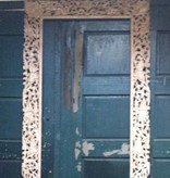simply pure Hand carved mirror frame from Thailand ( custommade)