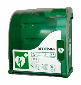 DefiSign DefiSign AED Wandkast 100