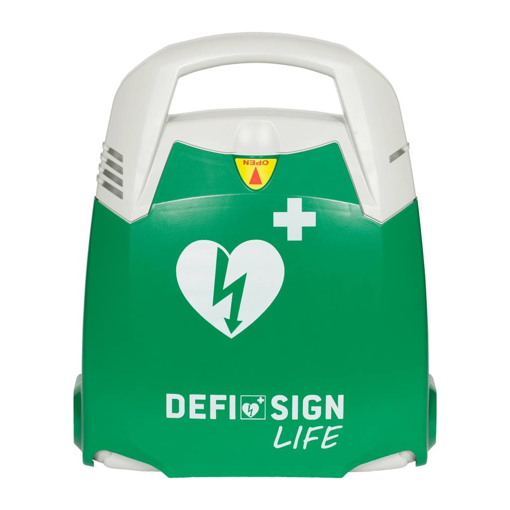 DefiSign LIFE AED volautomaat