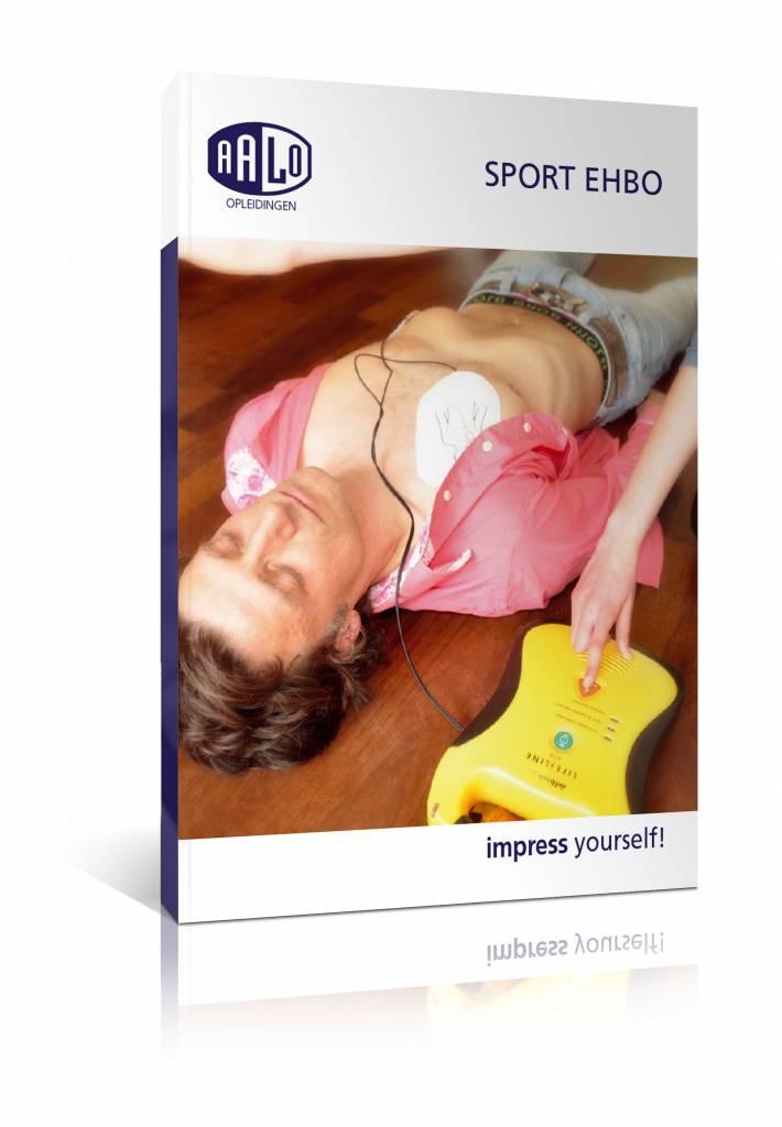 Theorieboek Sport EHBO AALO - Acute zorg Module Sport en Bewegen