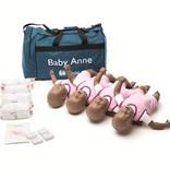 Laerdal Laerdal Baby Anne Donker 4 Stuks
