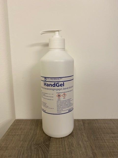 Desinfecterende handgel 80%