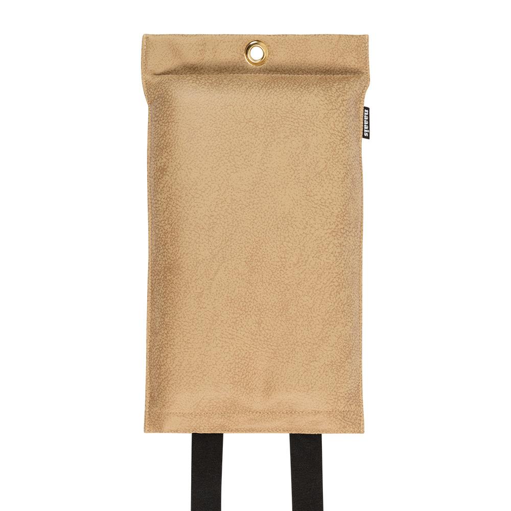 Design blusdekens vegan leather