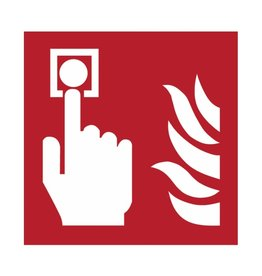 Pictogram Brandalarm