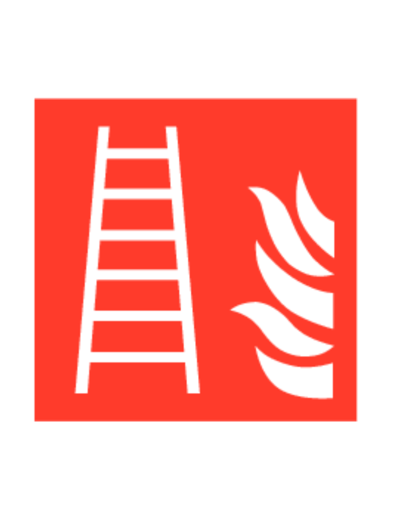 Pictogram Brandladder