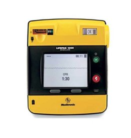 Cardiac Science Physio Control Lifepak 1000 met ECG weergave