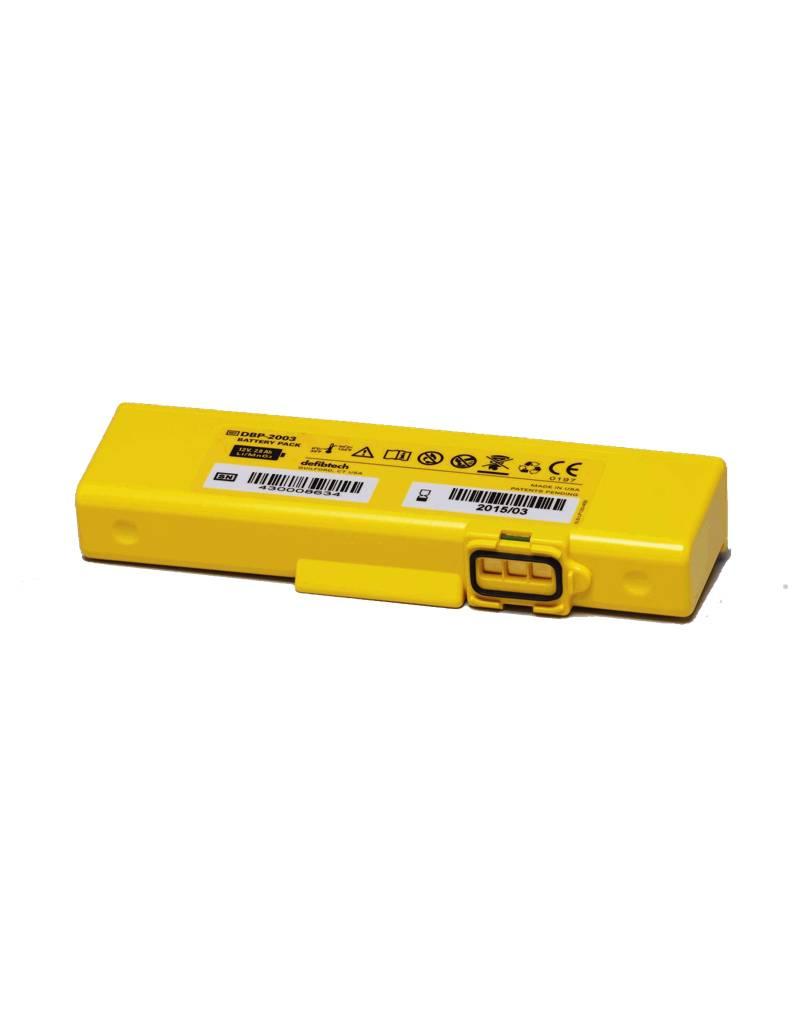Defibtech Defibtech Lifeline View Batterij