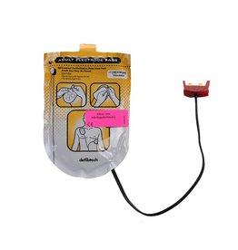 Defibtech Defibtech Trainingselektroden (met stekker)