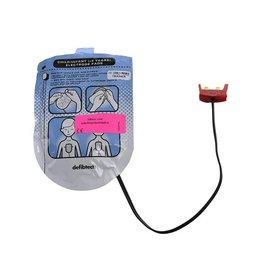 Defibtech Defibtech Trainingselektroden Kind ( met stekker)