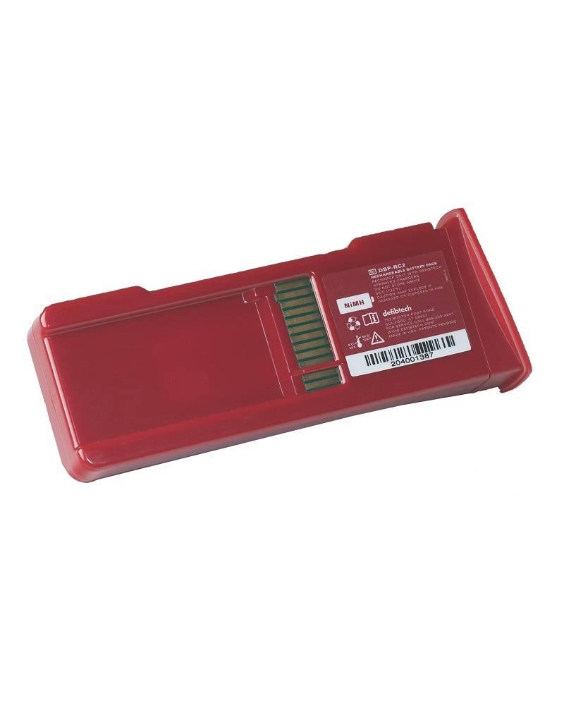 Defibtech Defibtech Oplaadbare Trainingsbatterij