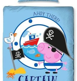 Peppa Pig Captain George Ahoy Dekbedovertrek