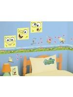 Nickelodeon Spongebob Zelfklevende Behangrand