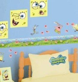 Spongebob Zelfklevende Behangrand