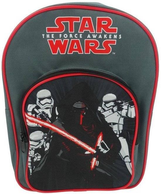 Star Wars Star Wars Rugzak Rood/Wit Junior