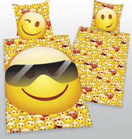 Emoji Emoji Dekbedovertrek Zonnebril