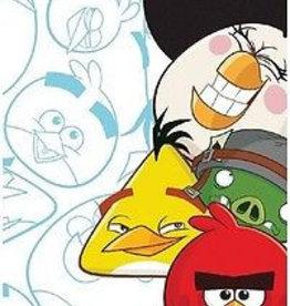 Angry Birds Handdoek Wit