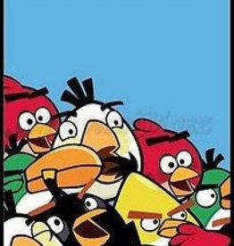 Angry Birds Angry Birds Handdoek Blauw