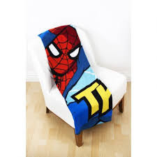 Marvel Spiderman Fleece Deken Tmpf