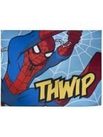 Marvel Spiderman Fleece Deken Thwipp