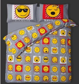 Emoji Dekbedovertrek Expressions