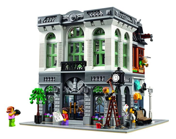 Lego LEGO CREATOR Brick Bank 10251