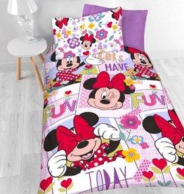 Disney Minnie Mouse Dekbedovertrek Meadow