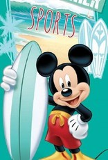 Disney Mickey Handdoek Summer sports