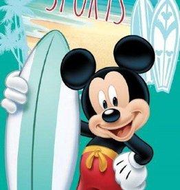 Mickey Handdoek Summer sports