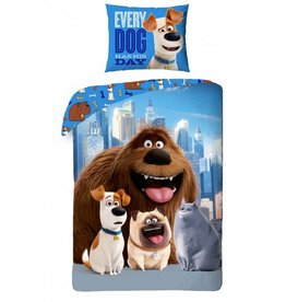 The Secret Life of Pets The Secret Life of Pets Dekbedovertrek