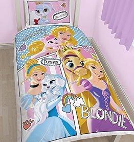 Disney Princess Dekbedovertrek Blondie