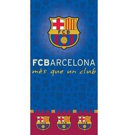 FC Barcelona Handdoek Logo
