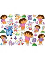 Nickelodeon Dora Decoratie Stickers