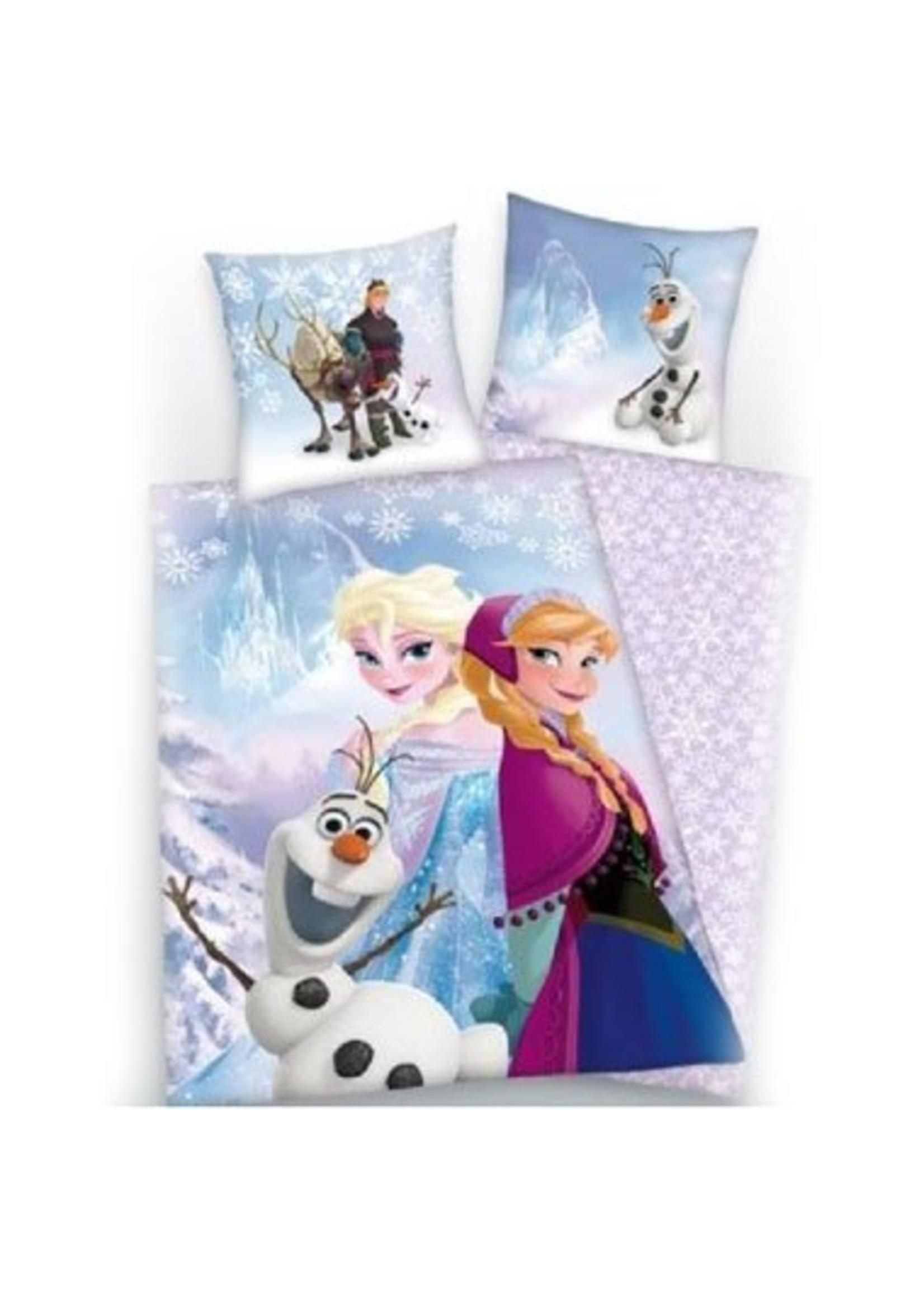 Disney Frozen Frozen Dekbedovertrek Elsa en Anna