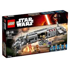 Lego Lego 75140 Star Wars Resistance Troop Transporter