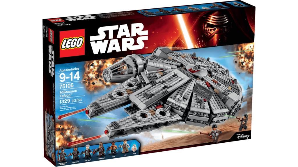 Lego Lego 75105 Star Wars Millennium Falcon