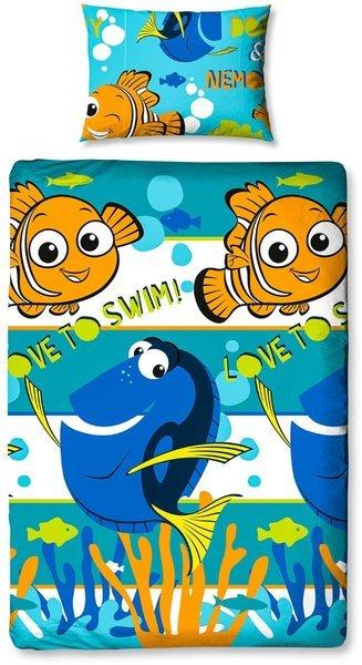Disney Pixar Nemo Dory Dekbedovertrek