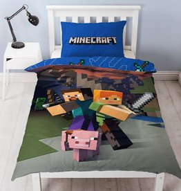 Minecraft Dekbedovertrek