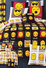 Emoji Emoji Tweepersoons Dekbedovertrek Expressions