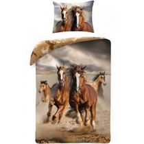 Animal Pictures Horse Duvet Cover Set Wild