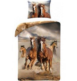 Paarden Dekbedovertrek