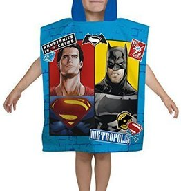 DC Comics Poncho Batman vs Superman