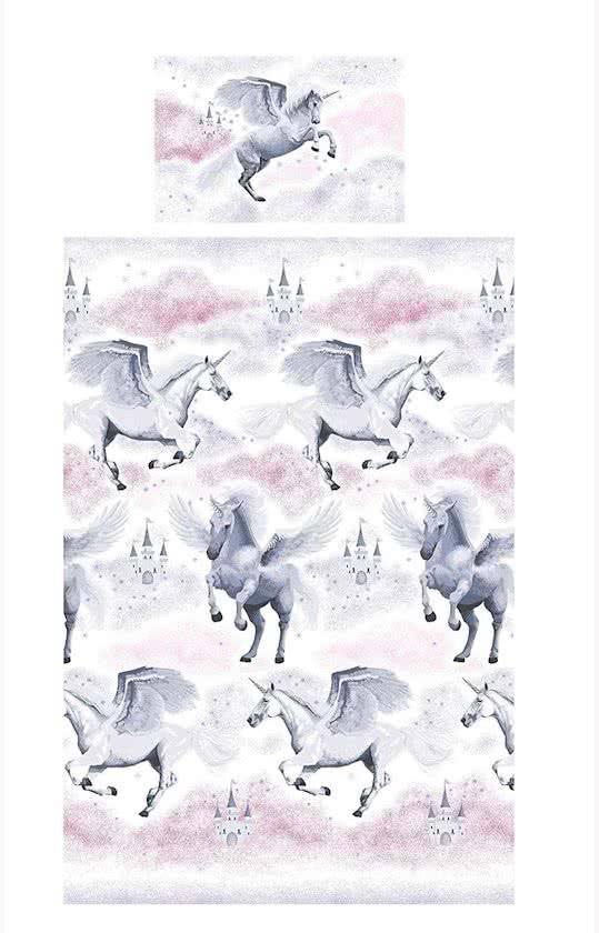 CharactersMania Unicorn Dekbedovertrek Stardust