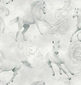 Camarillo Paard Glitter Behang