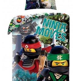 Lego Ninjago Duvet Cover Ninja Moves