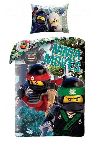 Lego Ninjago Dekbedovertrek Ninja Moves